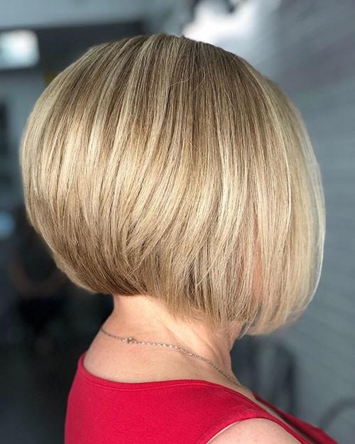 Bob-Haircut-for-Women-Over-50 28 Really Modern Short Hair Ideas for An Amazing Look