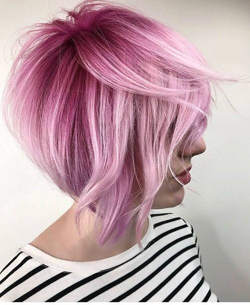 Elegant-Short-Thick-Hair-Trends-10 28 Elegant Short Thick Hair Trends of 2020