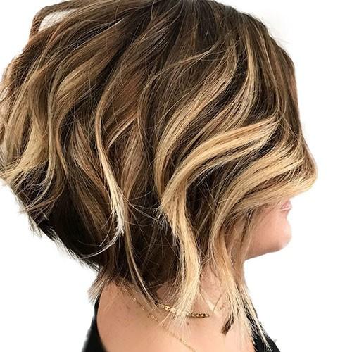 Elegant-Short-Thick-Hair-Trends-17 28 Elegant Short Thick Hair Trends of 2020