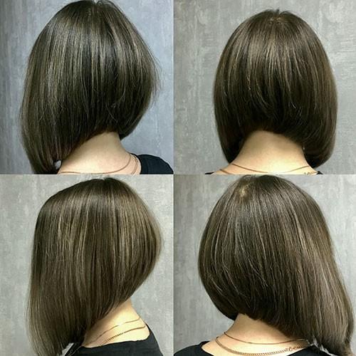 Elegant-Short-Thick-Hair-Trends-18 28 Elegant Short Thick Hair Trends of 2020