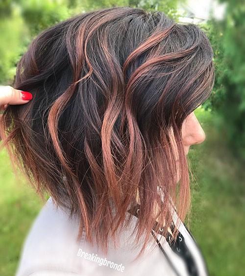 Elegant-Short-Thick-Hair-Trends-22 28 Elegant Short Thick Hair Trends of 2020