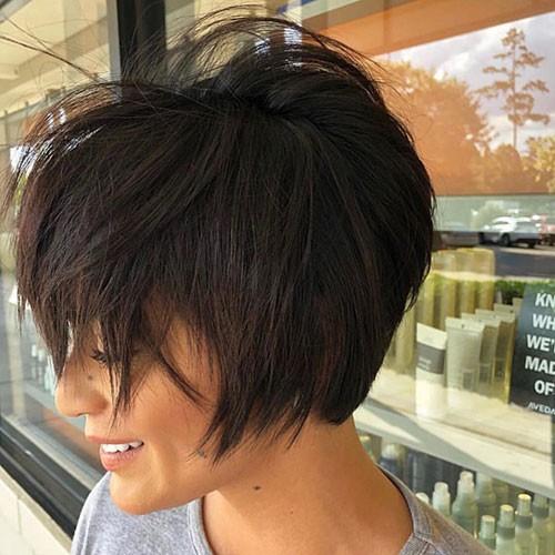 Modern-Short-Hair-Ideas-22 28 Really Modern Short Hair Ideas for An Amazing Look