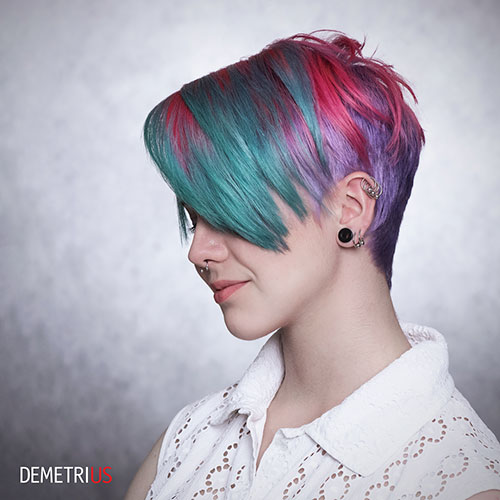 Short-Layered-Hairstyles-for-Thin-Hair-13 Beautiful Short Layered Hairstyles for Thin Hair in 2020