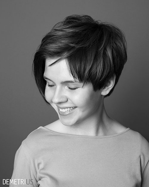 Short-Layered-Hairstyles-for-Thin-Hair-14 Beautiful Short Layered Hairstyles for Thin Hair in 2020