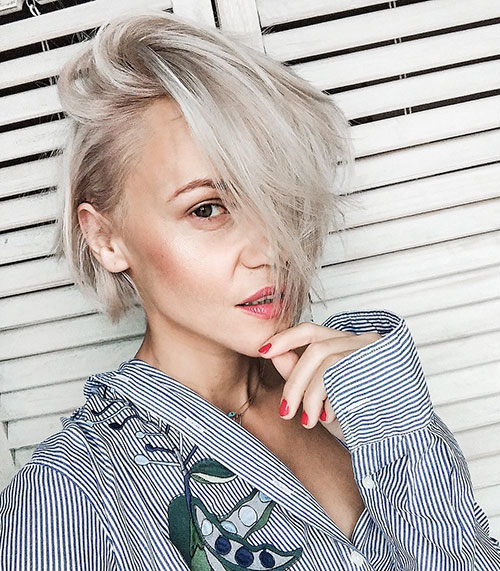 Trendy-Short-Haircuts-15 Trendy Short Haircuts That You'll Love This Season
