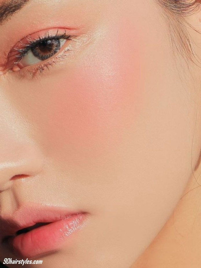 7-Natural-glow-powder 6 Steps to Apply Makeup for Beginners