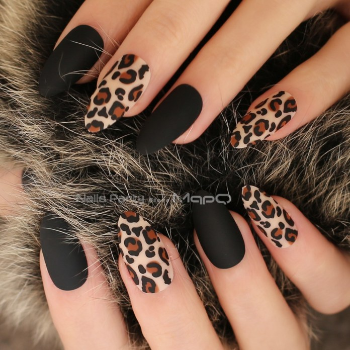 Animal-Print2 10 HOTTEST NAIL TRENDS TO TRY IN 2020