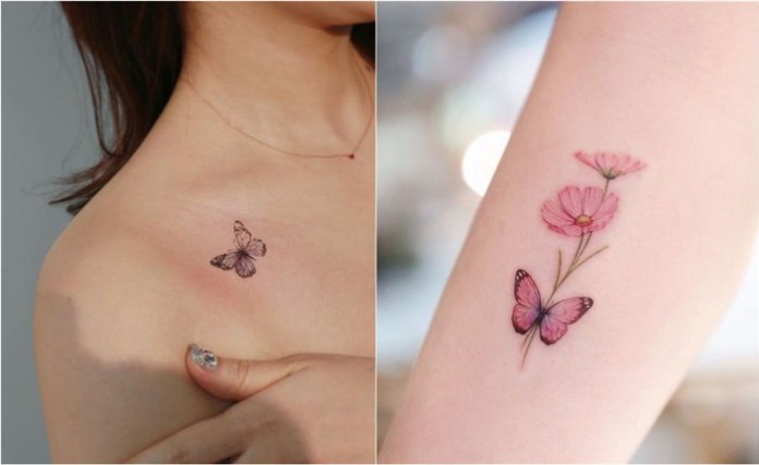 Impressive-and-Meaningful-Butterfly-Tattoos-That-Rock 27 Impressive and Meaningful Butterfly Tattoos That Rock 2020