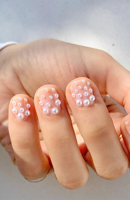 Pearl-Detail-Nails-1 10 HOTTEST NAIL TRENDS TO TRY IN 2020