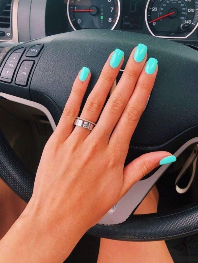 Wonderful-Summer-Nail-Colors-of-2020-13 Wonderful Summer Nail Colors of 2020