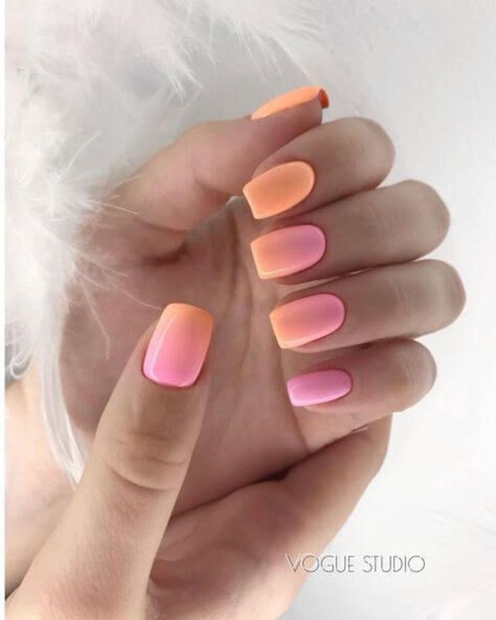Wonderful-Summer-Nail-Colors-of-2020-27 Wonderful Summer Nail Colors of 2020