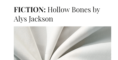 Hollow Bones by Alys Jackson