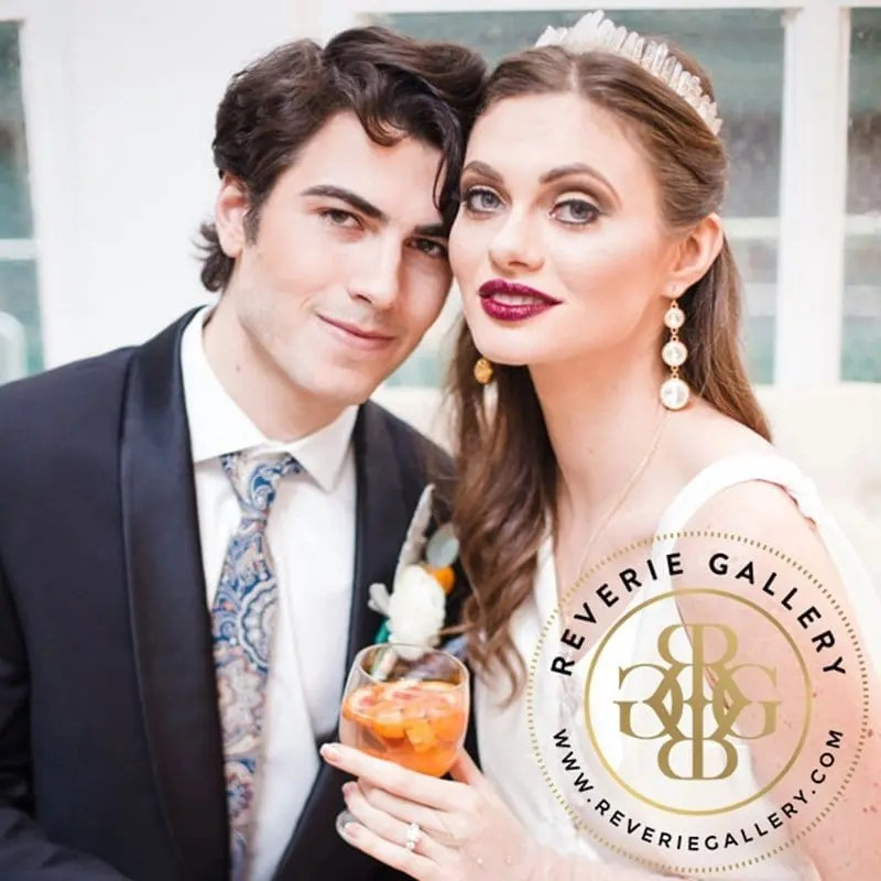 Reverie Gallery- MODERN WINTER WEDDING INSPIRATION