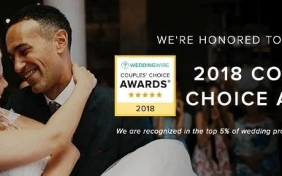 Alyson Nicole is a 2018 WeddingWire Couples' Choice Award® Winner
