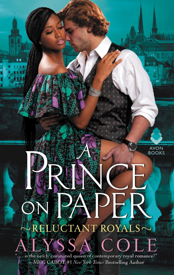 Cover of A Prince on Paper
