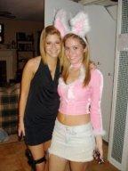 bond girl and playboy bunny 3