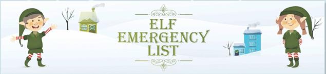 elf emergency list