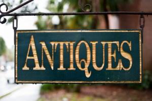 Antique-Sign