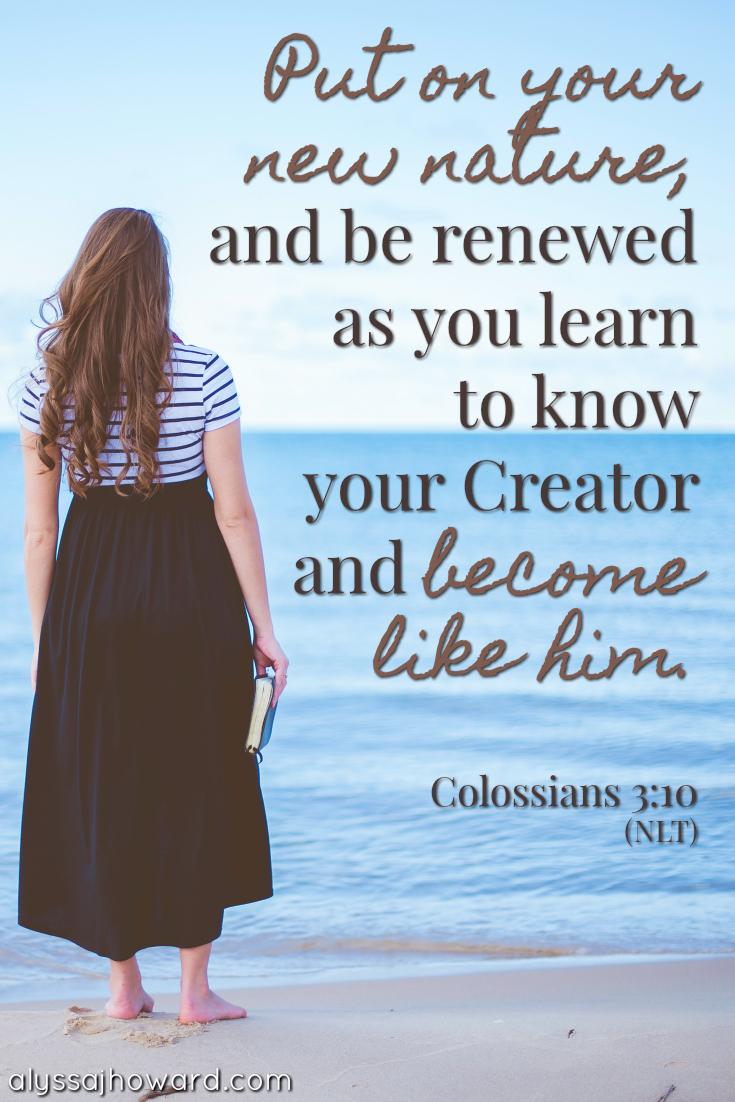 4 Biblical Benefits of a Renewed Mind | alyssajhoward.com