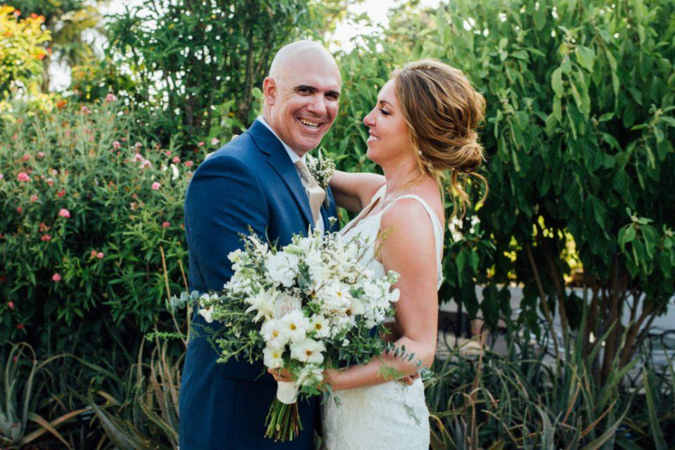 feeling comfortable with your wedding photographer