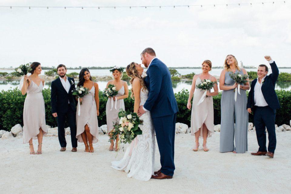 hawks cay wedding photos