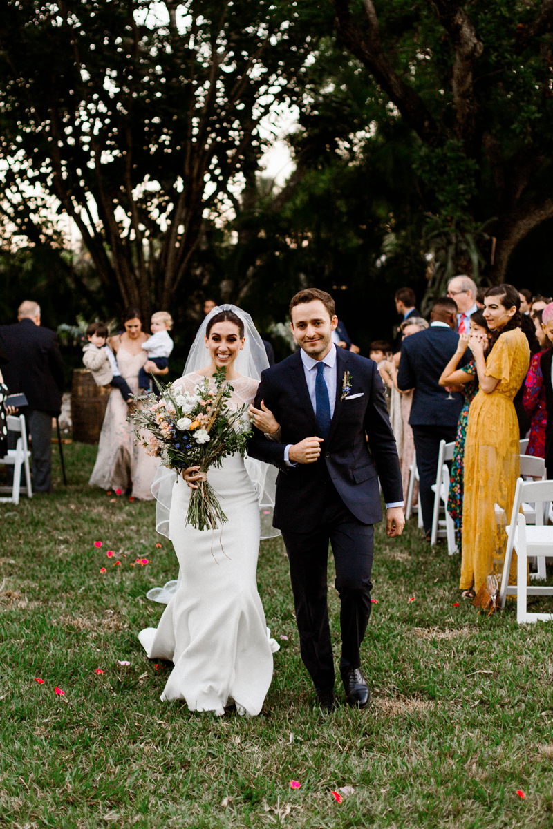 Coral Gables Wedding
