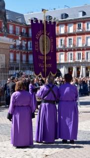 La Ilustre Cofradía de Jesús Atado a la Columna de Villamayor de Gállego