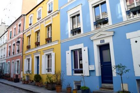 Rue Crémieux; Paris, France | Alyssa's Abroad Perspective - alyssasabroadperspective.wordpress.com