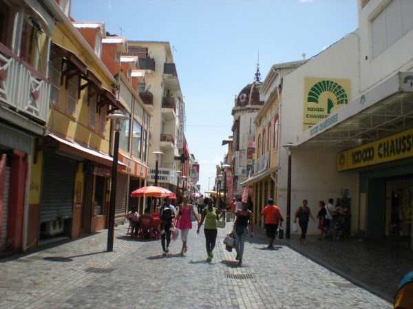 Les Halles, Fort de France, Martinique