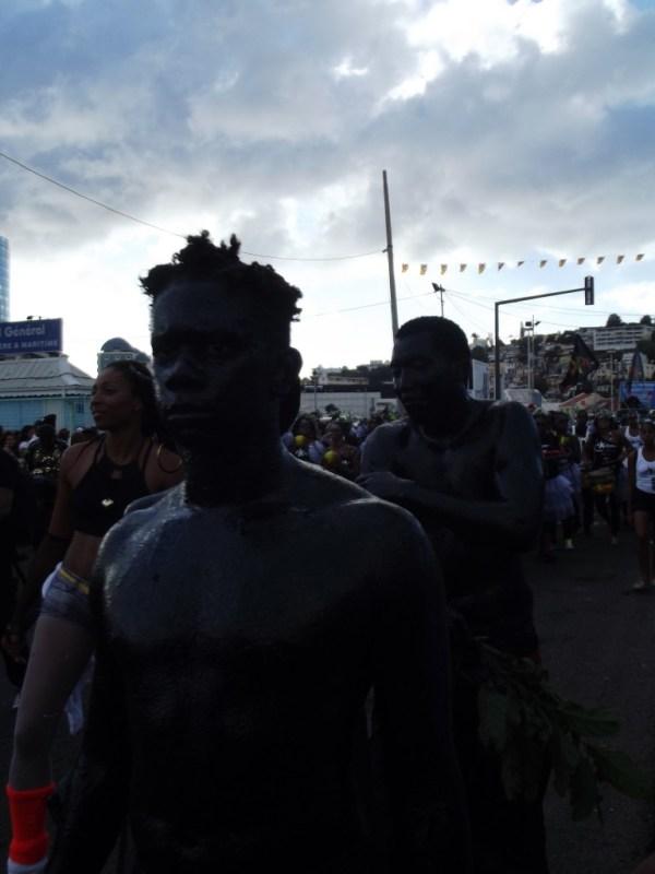 Nèg Gwo Siwo, Carnaval, Martinique