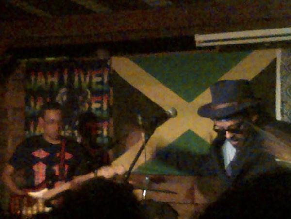 Lu Wilson, Martinique