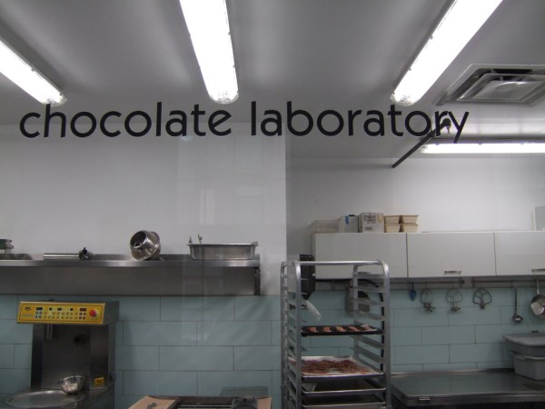 Soma Chocolate laboratory, Distillery District, Toronto