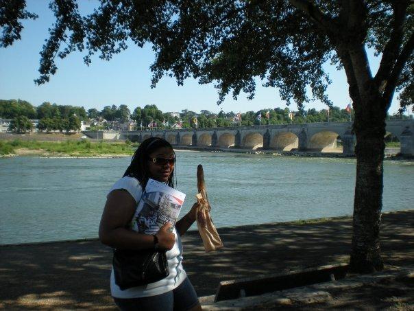 Alyssa, Baguette, France