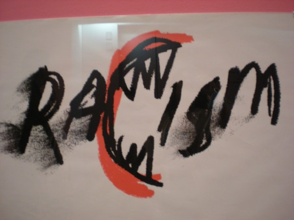Racism, James Victore, MoMA