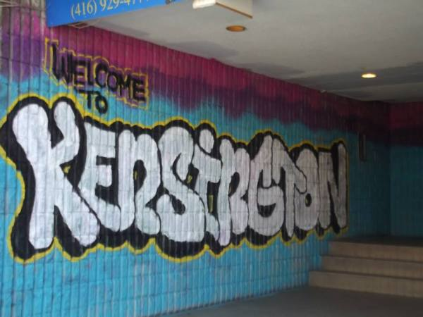 Kensington Graffiti