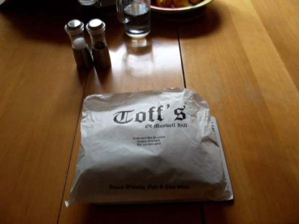 Toff's Fish and Chips