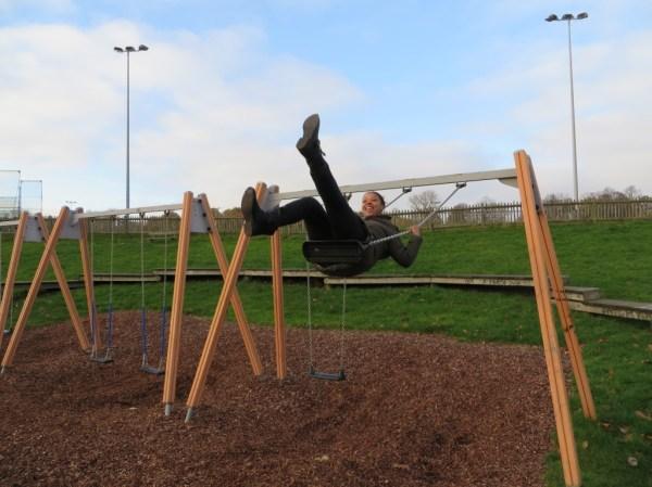 Playground at Hampstead Heath