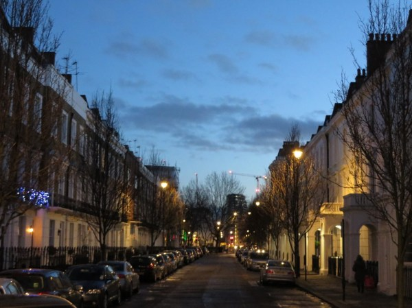 Christmas Lights in Pimlico, bicycle tour, Christmas lights bicycle tour in London