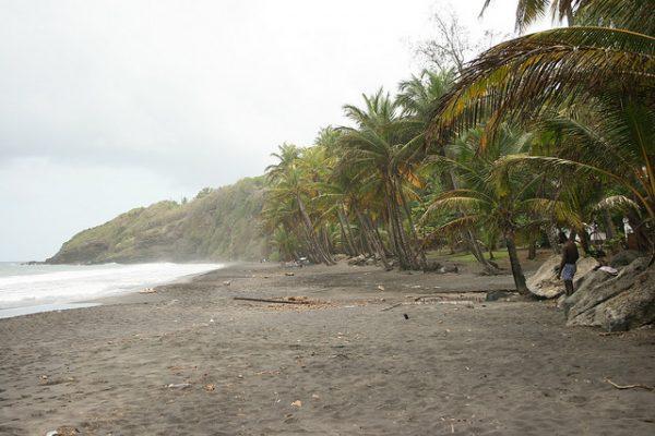 Beach, Capesterre Belle Eau