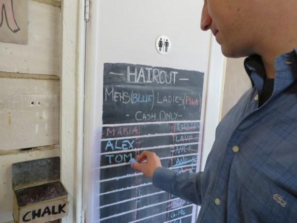 Hurwundeki, Cheap haircuts in London