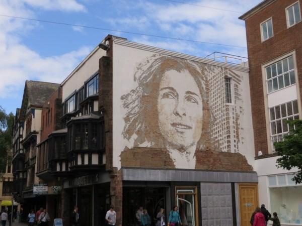 Street art, Exeter
