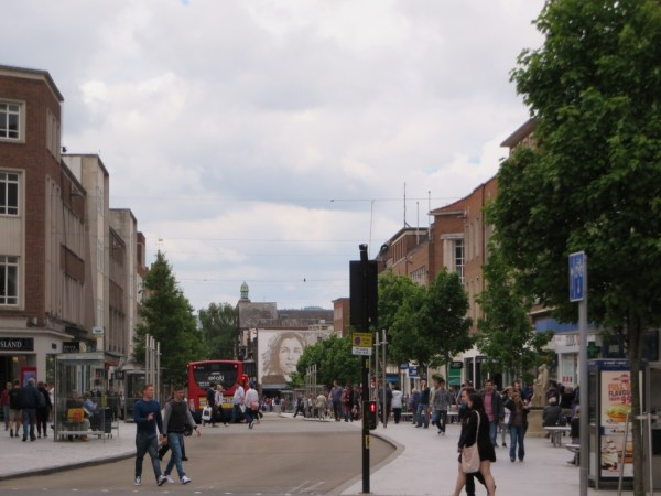 Exeter High Street, things to do in Exeter, Exeter attration
