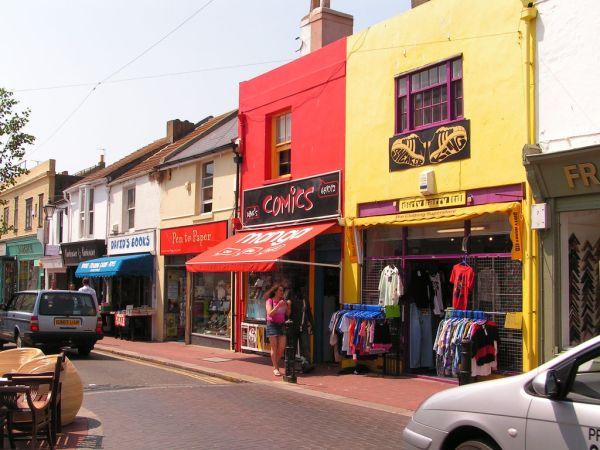 Sydney Street, Brighton Photo courtesy of John Keogh
