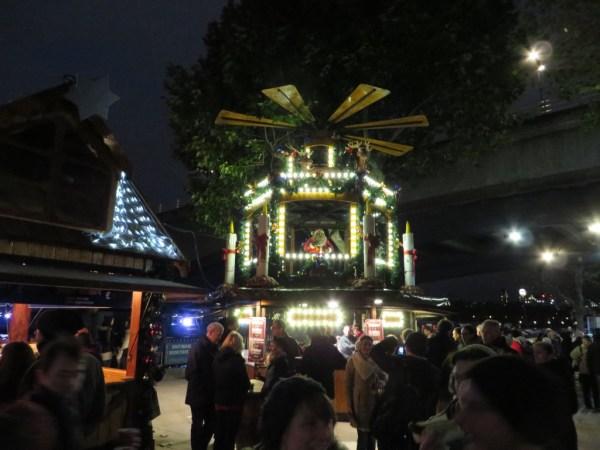 Southbank Christmas market, London, Christmas in London, things to do at christmas in london