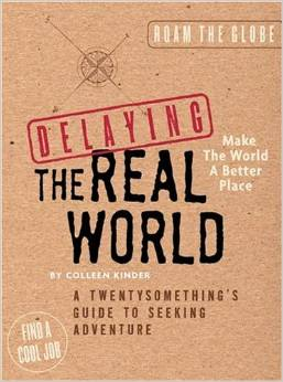 delaying the real world, millennial travel book, best christmas presents for travellers