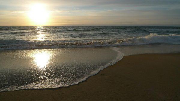 budget travel, maryland, sunrise ocean city maryland