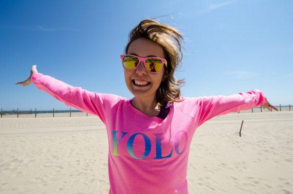 YOLO fun in Ocean City, MD