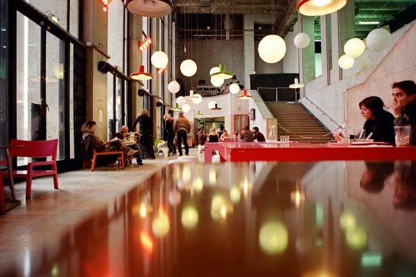 Palais de Tokyo Cafe, Unique museums in Paris