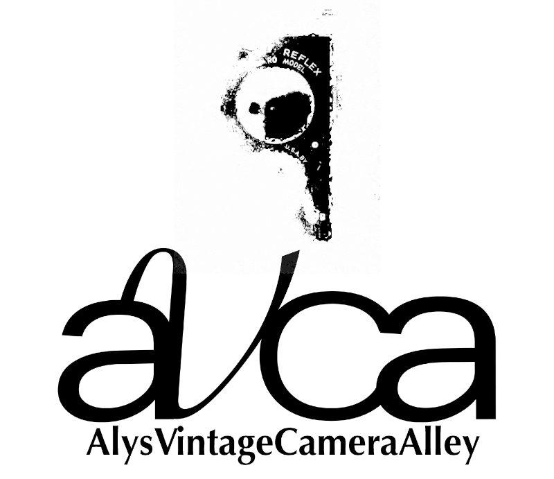 Aly's Vintage Camera Alley