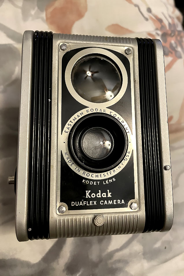 Kodak Duaflex After Cleaning